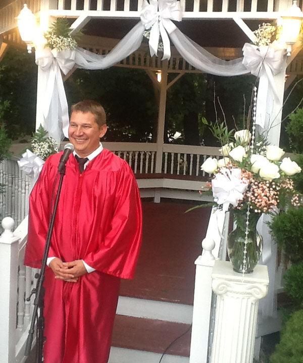 Wedding Officiant Mikhail Staten Island New York Russian English Ceremony